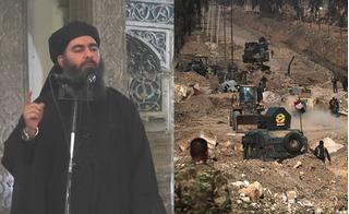 Ngày tàn ở Iraq đã đến với khủng bố IS, thủ lĩnh kêu gọi trốn chạy lên núi