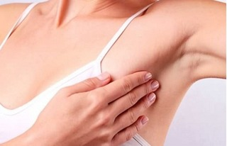 Mách chị em thao tác cực đơn giản để phát hiện bất thường ở tuyến vú
