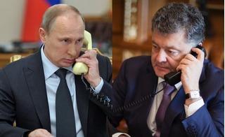 Hiếm hoi mới điện đàm, Nga và Ukraine vẫn chưa tìm được tiếng nói chung