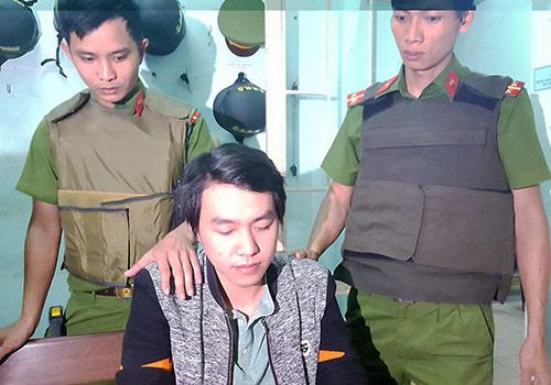 vụ cướp ngân hàng ở Đà Nẵng 2