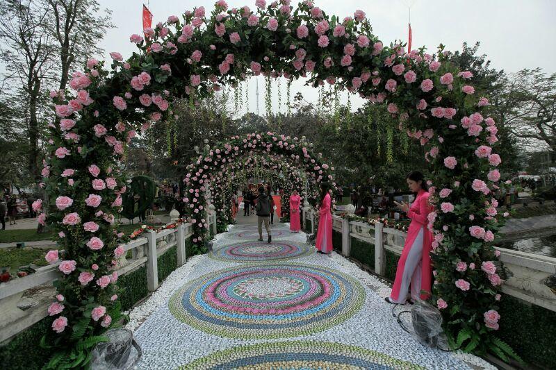Lễ hội hoa hồng Bulgaria 11