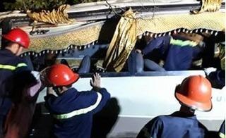 Lào Cai: Chủ tịch tỉnh xuống hiện trường cứu hộ vụ lật xe khách khiến 1 người chết, 22 người bị thương