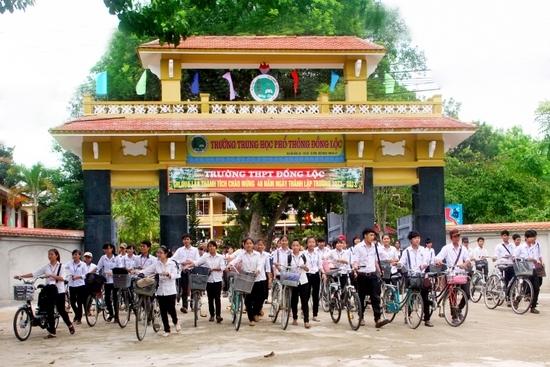 Trường THPT Đồng Lộc 4
