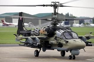 Nỗi kinh hoàng của phiến quân IS tên chiến trường Palmyra: Cá sấu Ka-52