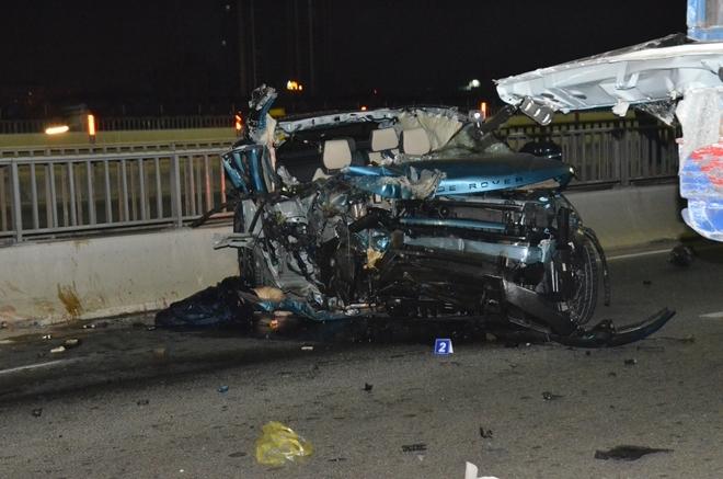 xế hộp bị tai nạn