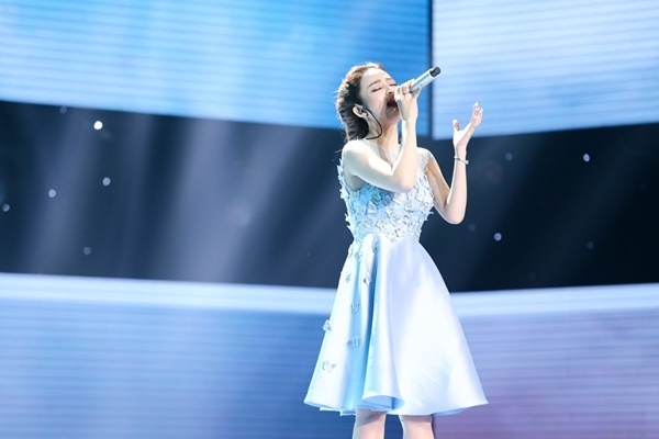 This sinh Huỳnh Thị Ngọc Ny The Voice 1