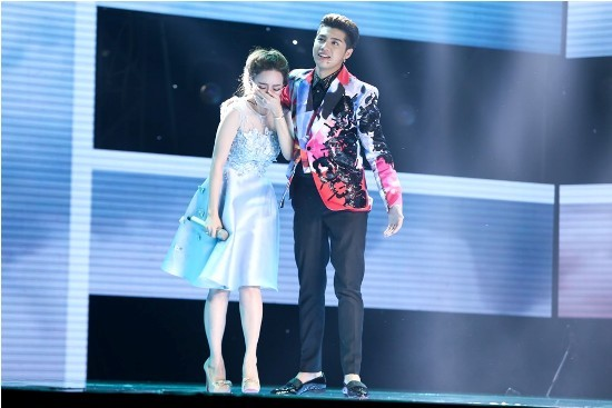 This sinh Huỳnh Thị Ngọc Ny The Voice 2