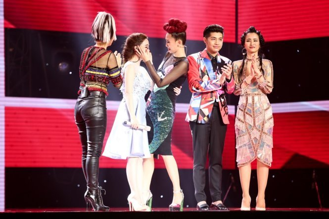 This sinh Huỳnh Thị Ngọc Ny The Voice 3