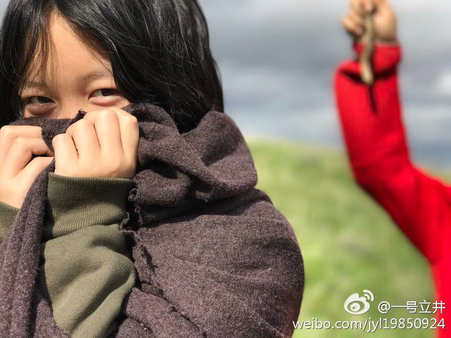 Lý Á Bằng và con gái 3