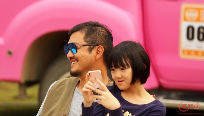 Lý Á Bằng và con gái 6