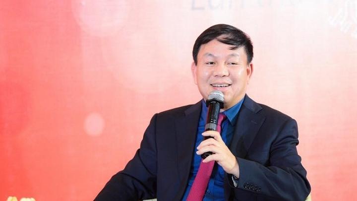 Phó tổng giám đốc Viettel Lê Đăng Dũng 1
