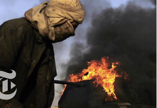 IS thở không ra hơi, thất bại liên miên trên chiến trường Syria và Iraq