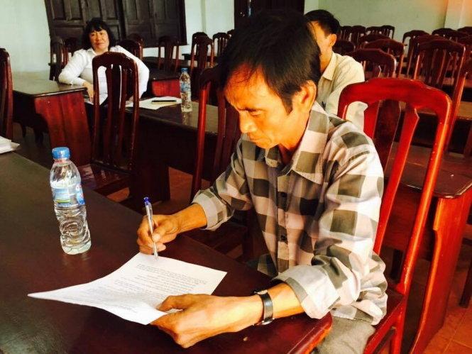Ông Huỳnh Văn Nén 12