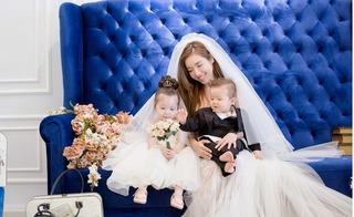 Elly Trần bất ngờ tung bộ ảnh cưới đẹp hút hồn