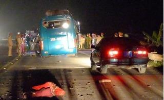 Tỉnh Bắc Ninh yêu cầu xem xét bồi thường thiệt hại cho các nạn nhân trong vụ nổ xe khách