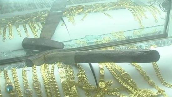 cướp tiệm vàng Kiều Ngọc ở Hà Tĩnh 2