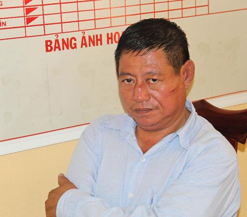 trung tá Campuchia bắn chết chủ tiệm vàng 1