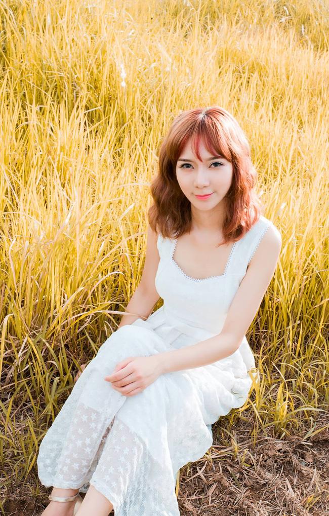 hot girl trà đá Tuyết Nhung 3