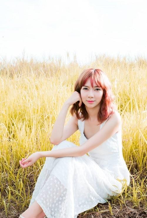 hot girl trà đá Tuyết Nhung 13
