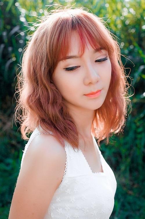 hot girl trà đá Tuyết Nhung 14