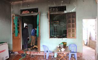 Cháy nhà chết 2 người ở Thanh Hóa: Nghi án cha giết con rồi tự thiêu