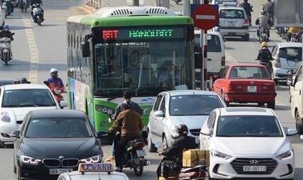 xe buýt nhanh BRT