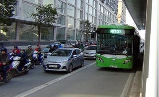 Nghi vấn đoàn xe buýt nhanh