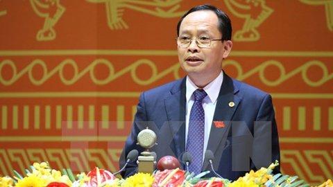 Bí thư Tỉnh ủy Thanh Hóa Trịnh Văn Chiến