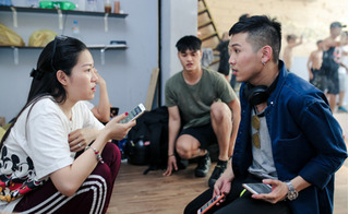 Vợ chồng Lâm Vinh Hải lần đầu xuất hiện cùng nhau sau lùm xùm ly hôn