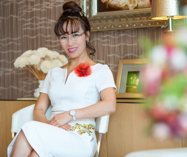 CEO Vietjet Air Nguyễn Thị Phương Thảo 1