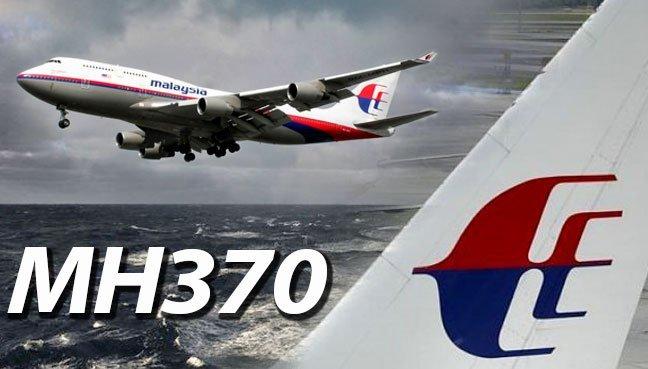 Máy bay MH370 mất tích bí ẩn 1