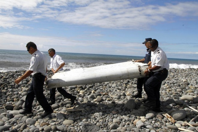 Máy bay MH370 mất tích bí ẩn 3