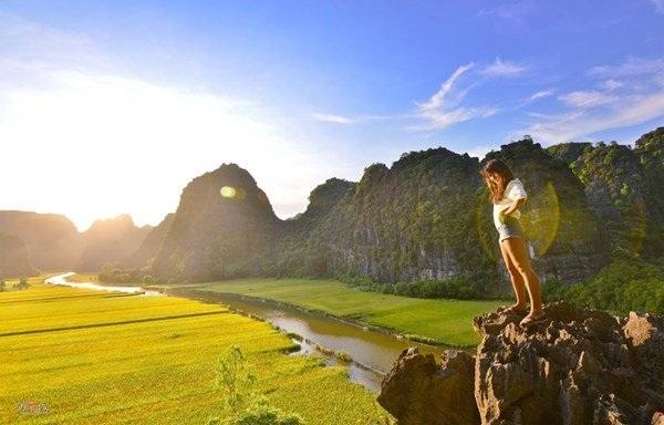 Du lịch đầm Vân Long Ninh Bình 3