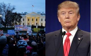 Tránh vỏ dưa gặp vở dừa, ông Trump vẫn bị kiện vì sắc lệnh nhập cảnh mới