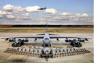 Mỹ liệu có đưa máy bay thần thánh B-52 và B-1 tới sát biên giới Triều Tiên?