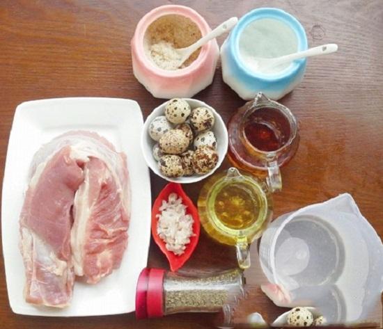 cách làm món thịt kho trứng1