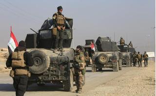 Khủng bố IS thua đau ở Syria, sớm bị hất cẳng ra khỏi trung tâm đầu não ở Iraq