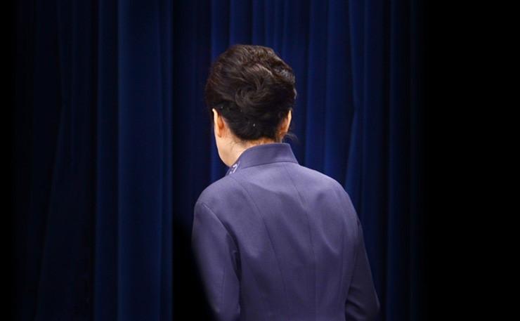 Tổng thống Hàn Quốc Park Geun Hye bị phế truất 2
