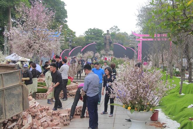 Lễ hội hoa anh đào Hà Nội 2
