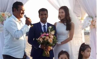 Lễ cưới lãng mạn của Nguyệt Ánh và chồng Ấn Độ quy tụ dàn sao khủng