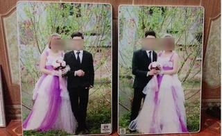 Giao phó cho nhiếp ảnh gia tự chọn ảnh cưới phóng to và đây là kết quả
