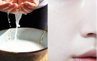 Da đen cỡ nào cũng trắng mịn khi sử dụng nước vo gạo
