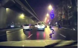 Giật mình với cái kết của thanh niên lao vào ô tô tự tử bất thành ở Hà Nội