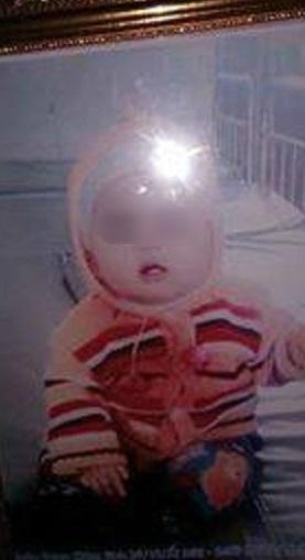 Bé trai 16 tháng tuổi tử vong 3
