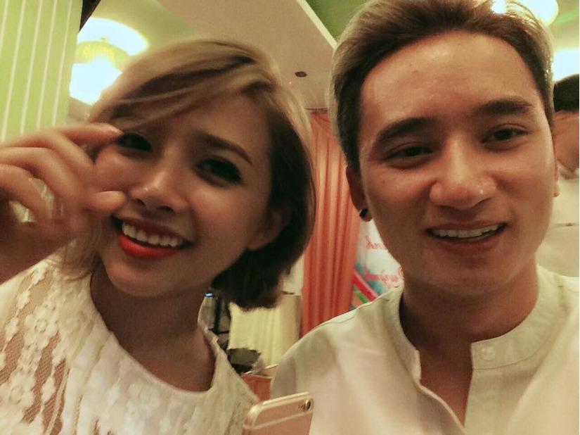 Huỳnh Khánh Vy bạn gái Phan Mạnh Quỳnh 5