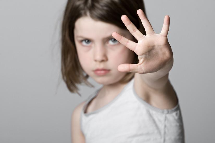 Quy tắc bàn tay giao tiếp giúp phòng chống xâm hại trẻ em