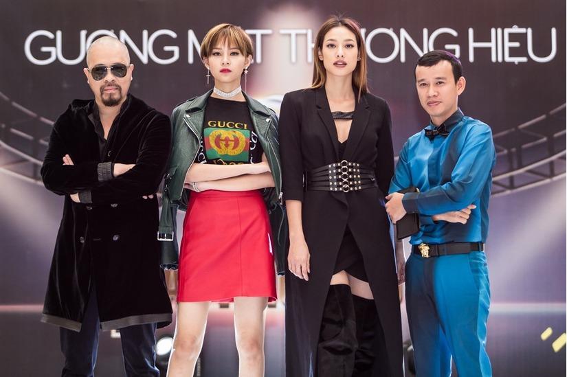 Danh sách thí sinh The Face 2017 Việt Nam 1