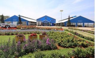 Vinamilk khánh thành trang trại bò sữa Organic tiêu chuẩn châu Âu tại Lâm Đồng