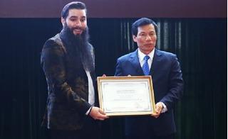 """Đạo diễn phim Kong: """"Trở thành đại sứ du lịch Việt Nam là việc tôi chưa bao giờ nghĩ đến"""""""