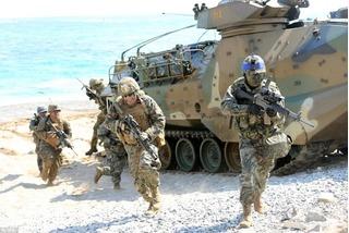 Triều Tiên muốn đáp trả tập trận Mỹ-Hàn bằng